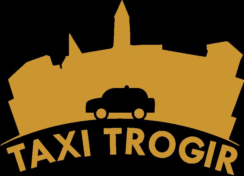 Taxi Trogir Logo Service
