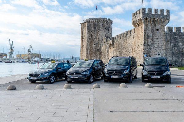 Taxi trogir transfers